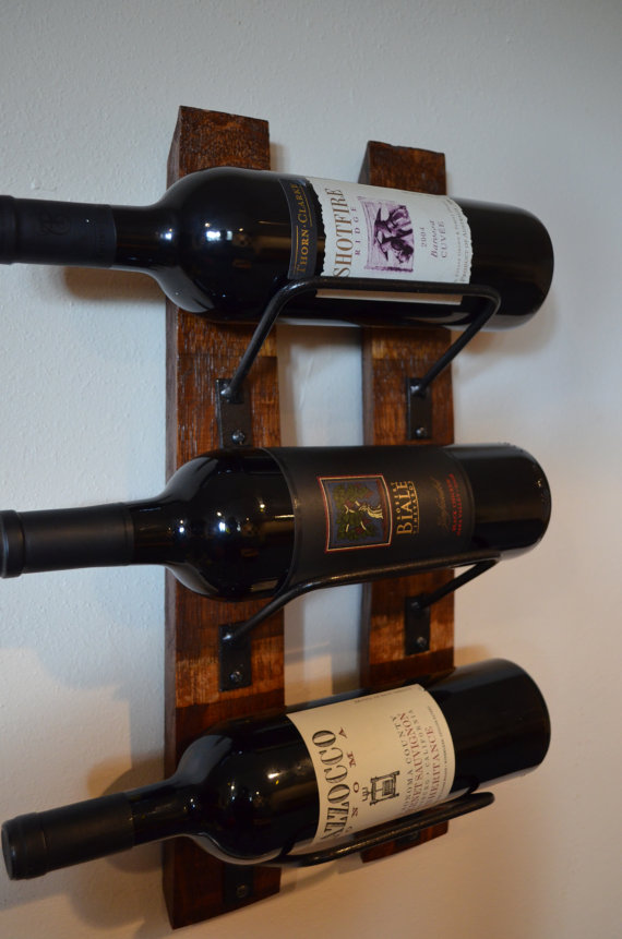 3 bottle wine rack- Dallas TX    www.grasshopperslandscapingllc.com
